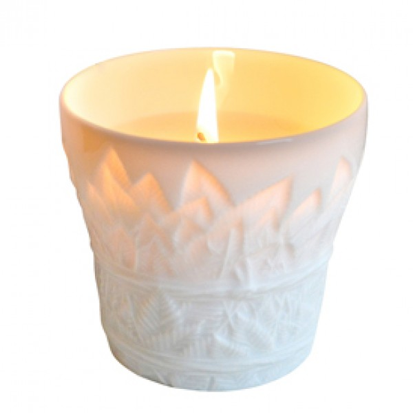 Porcelaine - Bernardaud -Scented candles